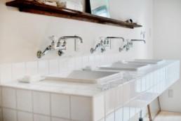 Saruya Hostel Bathroom